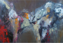 Schilderij 2015